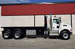 Multilift XR16.56 Hooklift and Kenworth T370 Truck Package