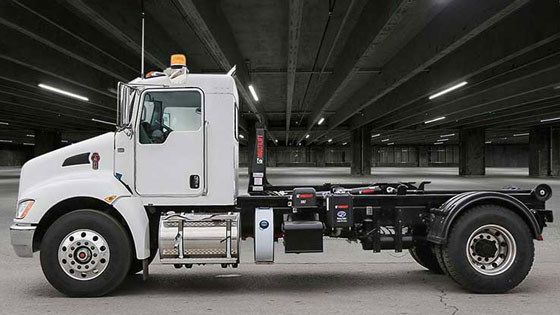 Multilift XR7L Hooklift and 2020 Kenworth Truck Package for Sale